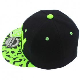 BOY Topi Snapback Anak - Green - 3
