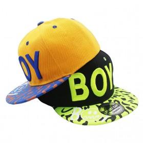 BOY Topi Snapback Anak - Green - 6