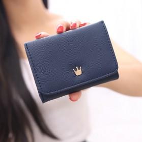 Vesna Dompet Wanita Model Crown - B083 - Blue