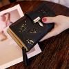Dompet Wanita & Clutch Terbaru - Finleytang Dompet Wanita Model Panjang - 8M293 - Black