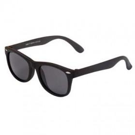 Kacamata Fashion Anak Silicone Frame - Black