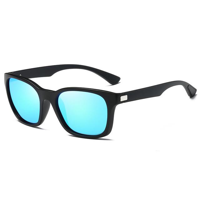 ... Kacamata Pria Sunglasses Polarized Anti UV400 - Blue - 1 ... ff85644b06
