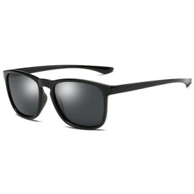 AOFLY Kacamata Pria Sunglasses Polarized Anti UV - MD-6190 - Black