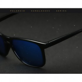AOFLY Kacamata Pria Sunglasses Polarized Anti UV - MD-6190 - Black - 2