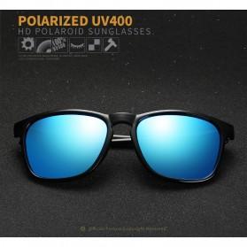 AOFLY Kacamata Pria Sunglasses Polarized Anti UV - MD-6190 - Black - 3