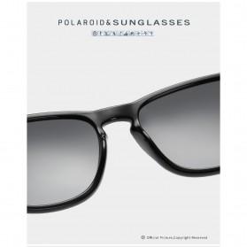 AOFLY Kacamata Pria Sunglasses Polarized Anti UV - MD-6190 - Black - 4