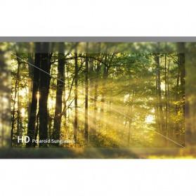 AOFLY Kacamata Pria Sunglasses Polarized Anti UV - MD-6190 - Black - 9
