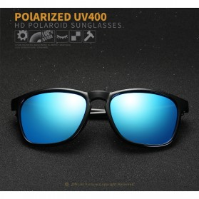 AOFLY Kacamata Pria Sunglasses Polarized Anti UV - MD-6190 - Blue - 3