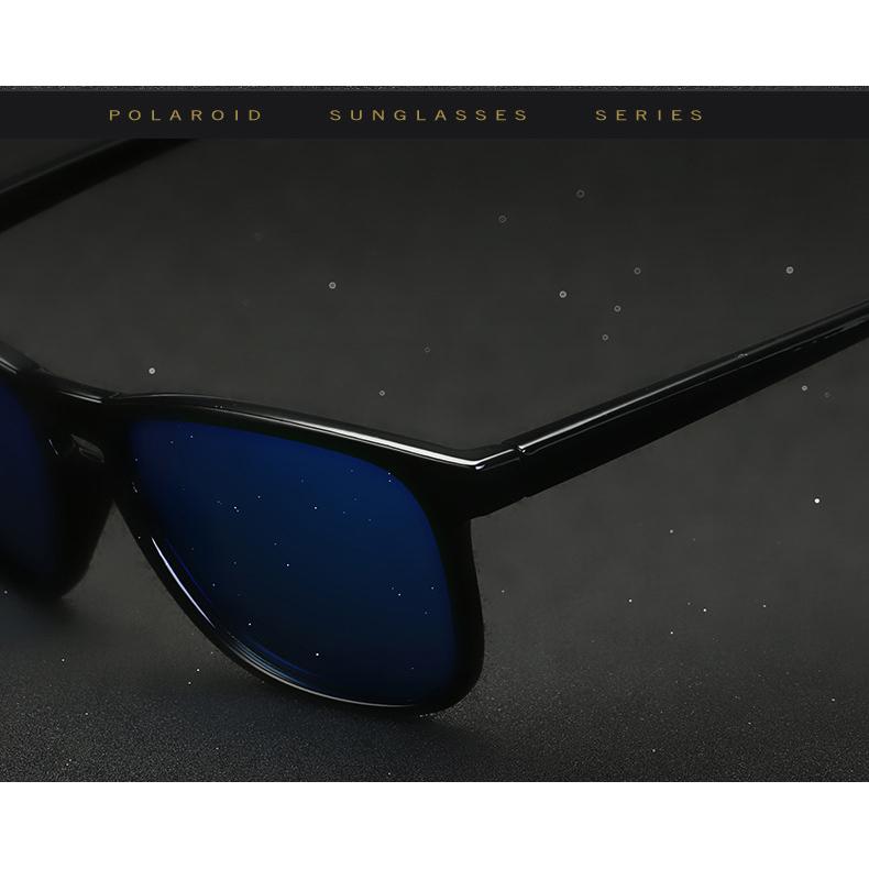 Kacamata Pria Sunglasses Polarized Anti UV - Blue - JakartaNotebook.com 26d52d0ae2
