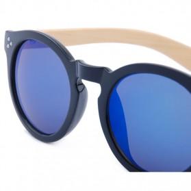 Kacamata Fashion Wanita Vintage - MC-2012 - Silver - 3
