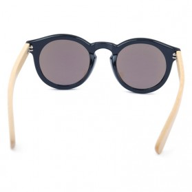 Kacamata Fashion Wanita Vintage - MC-2012 - Silver - 6