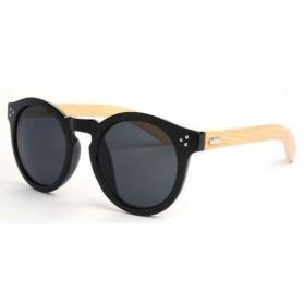 Kacamata Fashion Wanita Vintage - Black