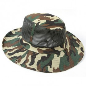 AOTU Topi Outdoor Camouflage - Army Green