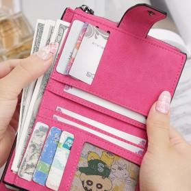 Dompet Kartu Clutch Bags Wanita - Pink - 2