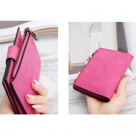 Dompet Kartu Clutch Bags Wanita - Pink - 3