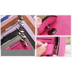 Dompet Kartu Clutch Bags Wanita - Pink - 5
