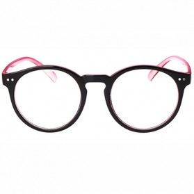 Frame Kacamata Wayfarer Full Frame - 2283 - Black/Red - 2