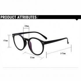 Frame Kacamata Wayfarer Full Frame - 2283 - Black/Red - 5