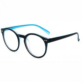 Frame Kacamata Wayfarer Full Frame - 2283 - Black/Blue