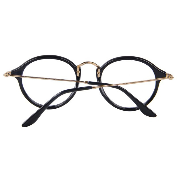 Kacamata Model Vintage Pria   Wanita - SP2030 - Black - 4 ... f57cbb68e0