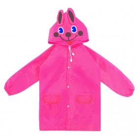 Jas Hujan Anak Model Kartun - NBD6T80243 - Pink