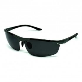 Kacamata Sporty Night Vision - Black