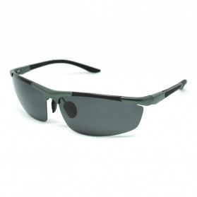 Kacamata Sporty Night Vision - Gun Black