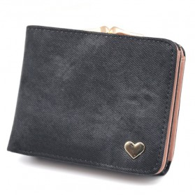 Dompet Wanita Mini Purse - Black