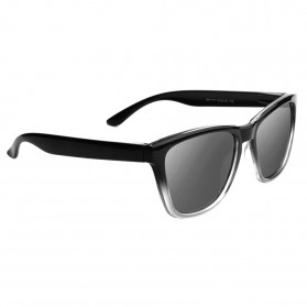 Aoron Kacamata Sunglasses D Shape Polarized - 9821 - Black/Gray - 2