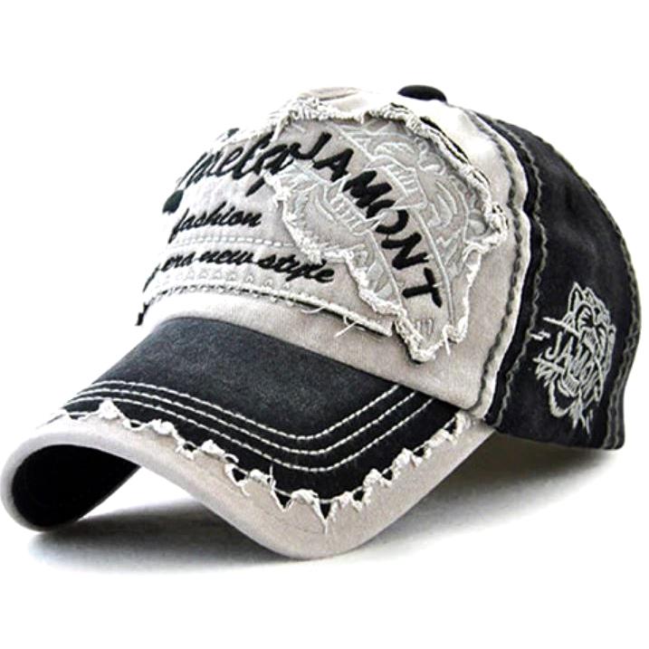 ... Jamont Topi Baseball Cap Snapback Motif Bordir - G12970 - Black - 1 ... d9e7450418