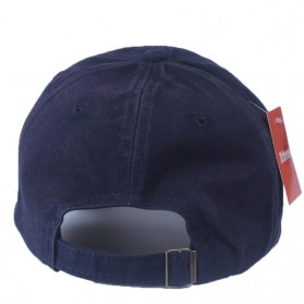 Zhengzheng Topi Baseball Cap Snapback Model NY New York - ZZ801 - Navy Blue - 5