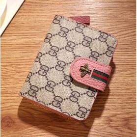 Dompet Wanita Model GD Bee Lebah - LG114356 - Pink