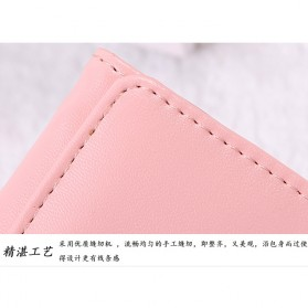 Dompet Wanita Model Happy For You Everyday - L-1003 - Pink - 4