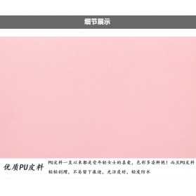 Dompet Wanita Model Happy For You Everyday - L-1003 - Pink - 5