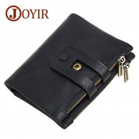 Trend Fashion Pria Terbaru - JOYIR Dompet Pria RFID Blocker - 2059 - Black