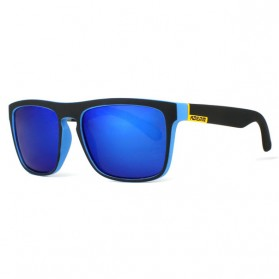 KDEAM Kacamata Pria Sunglasses Polarized Anti UV - C1 - Blue