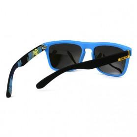 KDEAM Kacamata Sunglasses Polarized - KD156 - Black/Yellow - 3