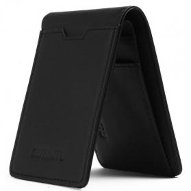 GUBINTU Dompet Pria Simple Vintage - G752 - Black