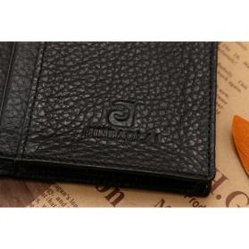 JINBAOLAI Dompet Pria Long Wallet - 8039 - Brown - 6