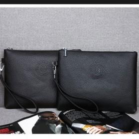 FEIDIKABOLO Classic Clutch Dompet Panjang Pria - 3017 - Black - 8