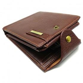 Deri Cuzdan Dompet Kulit Pria - Brown - 2