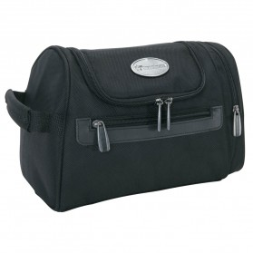 Travelmate Tas Organizer Kosmetik Peralatan Mandi Carry On - 9090 - Black