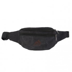 THINKTHENDO Sport Tas Pinggang Fanny Pack Waistbag - 4111 - Black