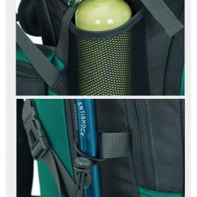 HWJIANFENG Tas Gunung Ransel Backpack 50L - 1524 - Black/Red - 9
