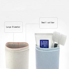 IVYSHION Kotak Sikat Gigi Travel Health Bathroom Toothbrush Box - IV007 - Blue - 7