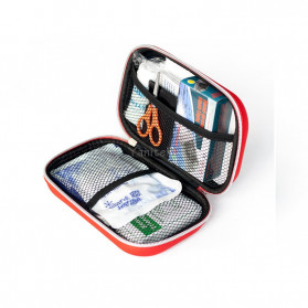FervorFox Tas P3K First Aid Kit 18 in 1 - B33158 - Red - 7