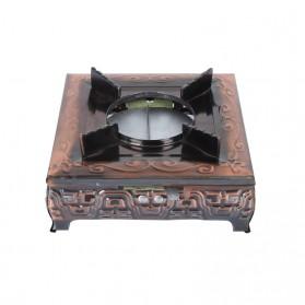 Guanfasm Kompor Gas Alcohol Stove Hot Pot Stove - CW1 - Bronze