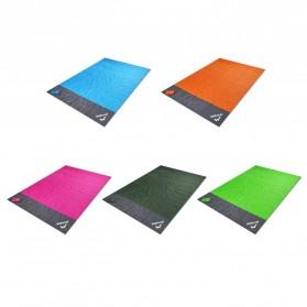 Wellhouse Matras Tikar Camping Portabel Waterproof Picnic Mat 2 x 1.4M - WH-00454 - Green - 2