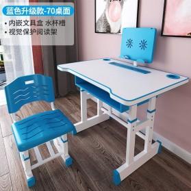 MINIMODERNA Meja Kursi Belajar Anak 70cm - WBP29 - Blue - 1