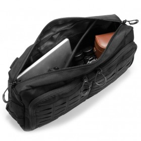 Nitecore Tas Travel Outdoor Waterproof 6 Liter - NEB10 - Black - 2